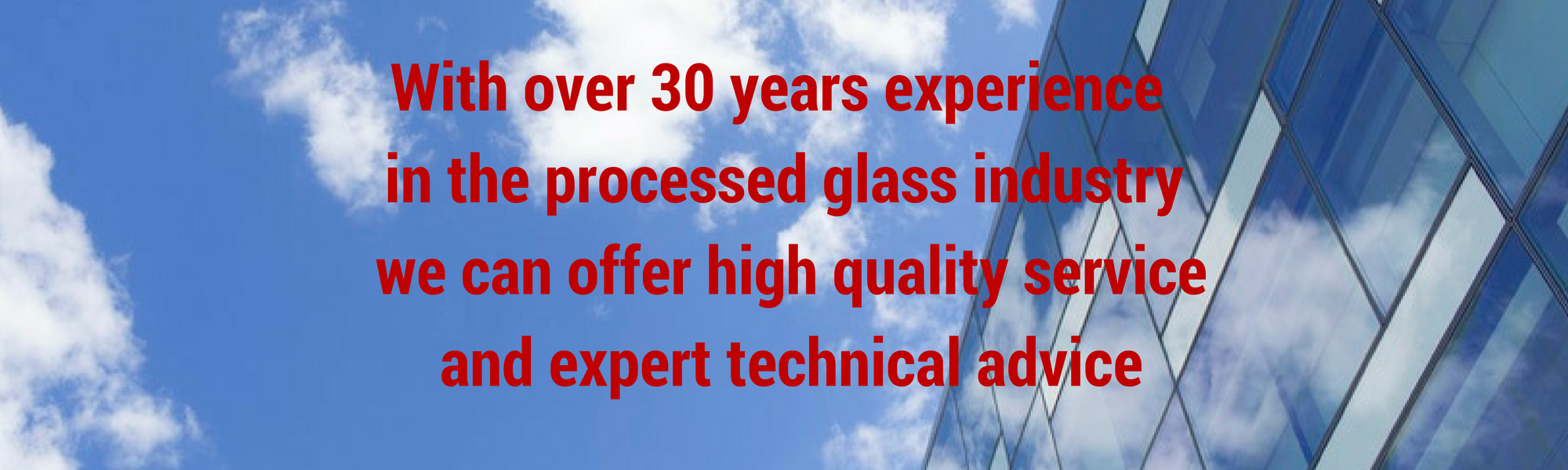 Ravensby Glass 30 years experience
