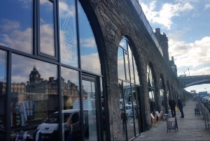 new waverley arches