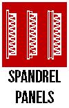 spandrel p