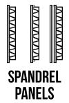 spandrel