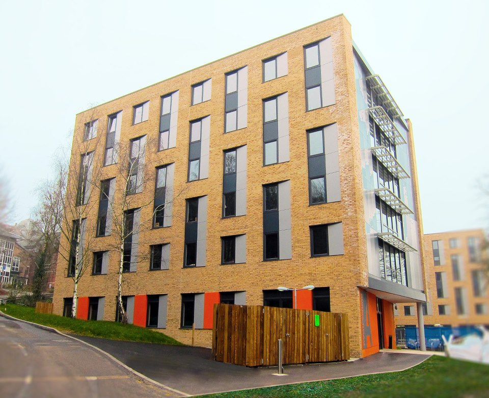 Recent case studies ravensby glass dundee - University of london accommodation office ...