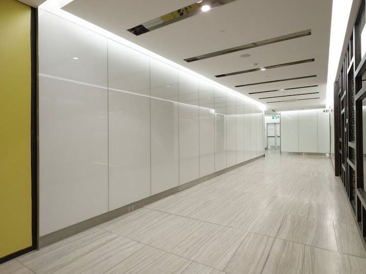 Commercial Office Building Standard Glass Wall