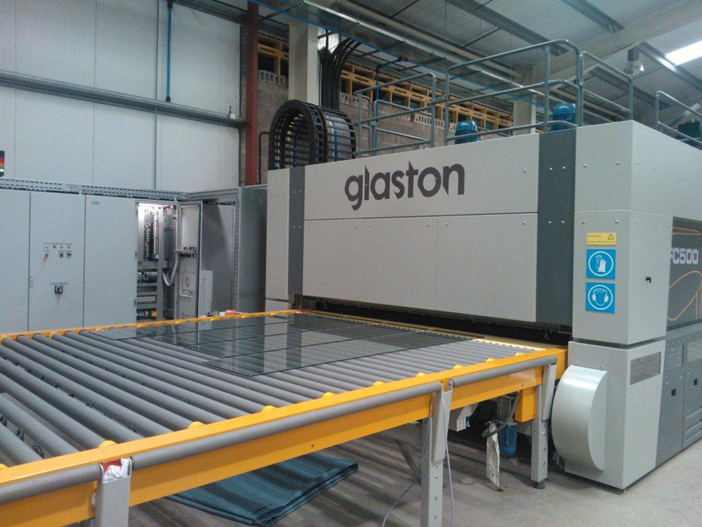 Glaston FC500 Furnace